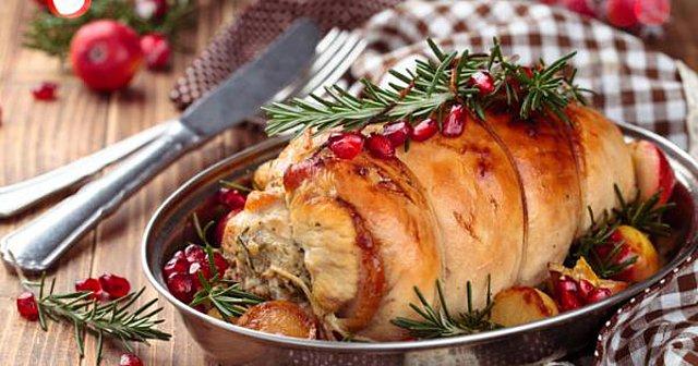 Ένας Χριστουγεννιάτικος διατροφικός μύθος για την γαλοπούλα!