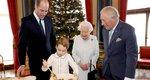 Μπάκινχαμ: Η βασίλισσα και οι τρεις διάδοχοι μαγειρεύουν μαζί στην κουζίνα [photos]