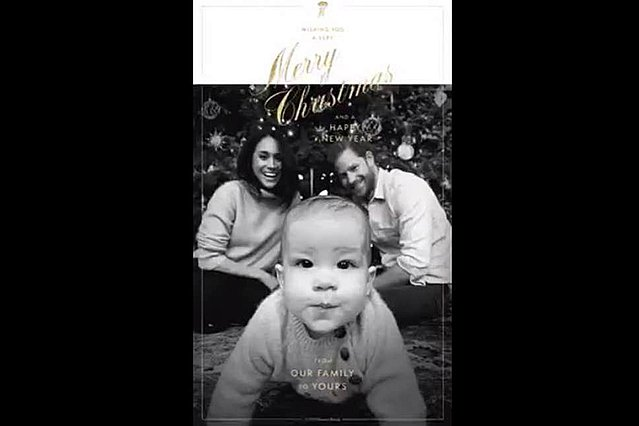 Meghan –Harry: Πώς πέρασαν τα πρώτα τους Χριστούγεννα με τον μικρό Archie