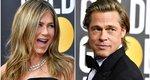 Brad Pitt: Η Jennifer Aniston δεν ήταν η μόνη πρώην του στις Χρυσές Σφαίρες [photos]