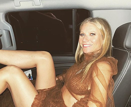 Gwyneth Paltrow: Δεν θα πιστεύεις την μυρωδιά του νέου της κεριού!