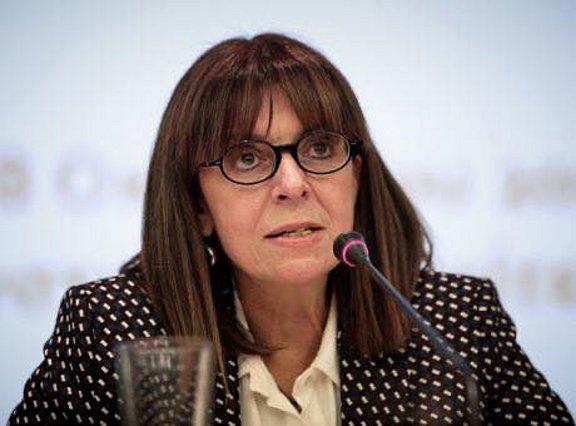 Αικατερίνη Σακελλαροπούλου: Η πρώτη Ελληνίδα υποψήφια Πρόεδρος της Δημοκρατίας