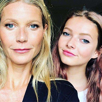 Η Gwyneth Paltrow μοιράζεται σπάνιες φωτογραφίες της κόρης της - 16 ετών και κούκλα η Apple