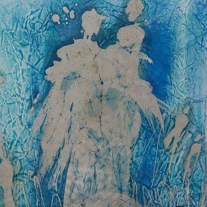 Η αίθουσα τέχνης Artshot - Sophia Gaitani παρουσιάζει την ατομική έκθεση της Γεωργίας Τσέρη με τίτλο  Πνοή