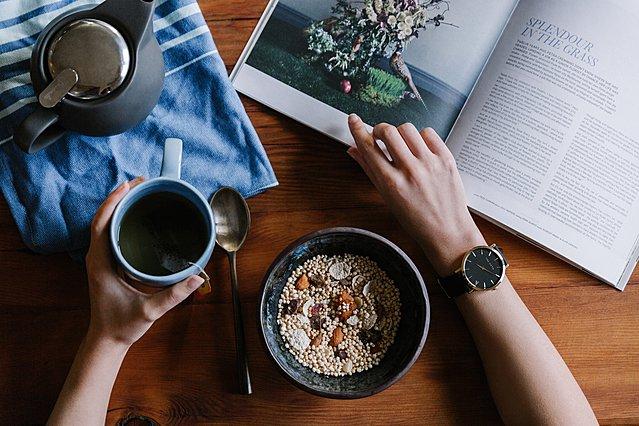Οι πρωινές συνήθειες που σου προσθέτουν κιλά
