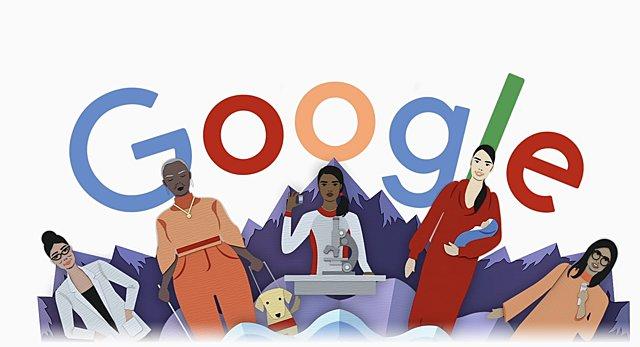 Παγκόσμια μέρα της γυναίκας - Η ιστορία πίσω από το αφιερωμένο σε αυτή Doodle της Google