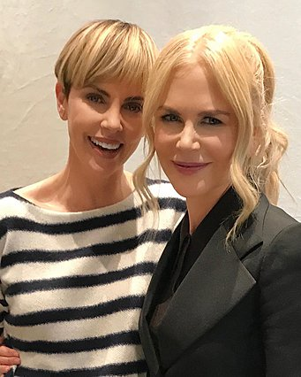 Nicole Kidman: Η σπάνια φωτογραφία με τη μητέρα και την αδελφή της και το σχόλιο της Charlize Theron