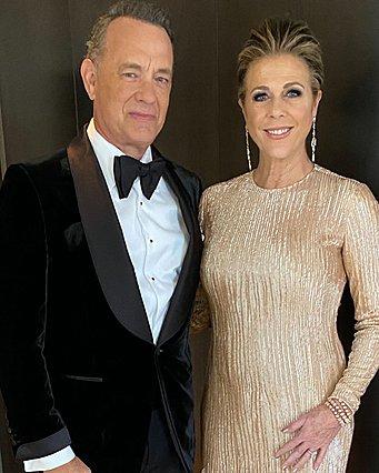 Θετικοί στον κορονοϊό ο Tom Hanks και η Rita Wilson