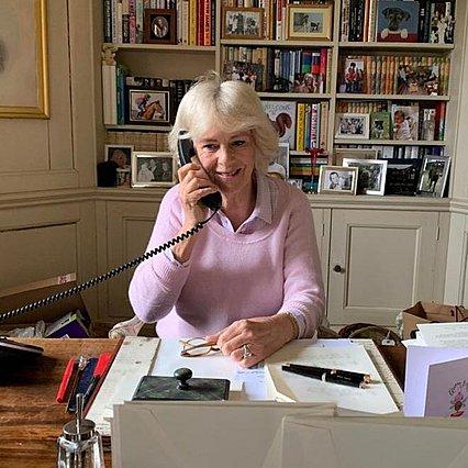 Η Camilla βγήκε από την απομόνωση και αποκαλύπτει το κομμάτι που τη δυσκόλεψε περισσότερο αυτές τις μέρες της μοναξιάς