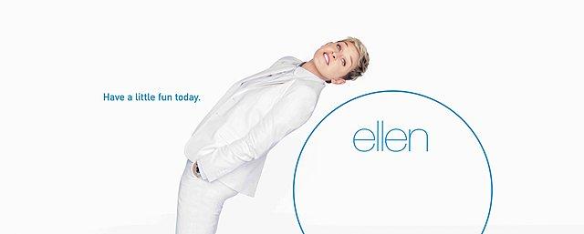 Ellen is back! - #Μένουμε σπίτι παρέα με την Ellen DeGeneres!