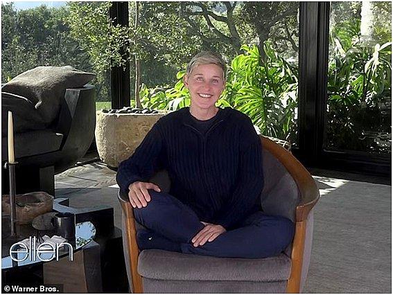 Θετική στον κορονοϊό η Ellen DeGeneres - Η ανακοίνωση και το μήνυμά της