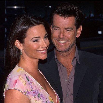 Pierce Brosnan: Το συγκινητικό αφιέρωμα στη σύζυγό του, Keely Shaye Smith