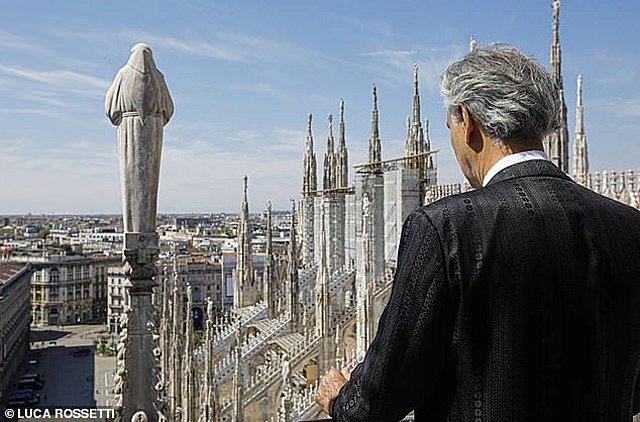 Andrea Bocelli: Η ερμηνεία που συγκλόνισε όλο τον κόσμο [video]