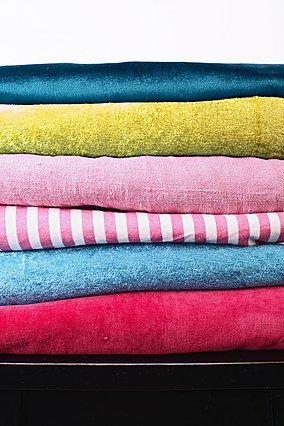 Σεντόνια και πετσέτες: Πόσο συχνά χρειάζονται αλλαγή και πλύσιμο;