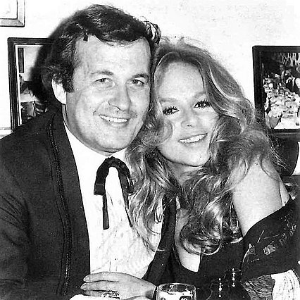 Αλίκη Βουγιουκλάκη - Δημήτρης Παπαμιχαήλ: Η σπάνια φωτογραφία του ζευγαριού από το 1971