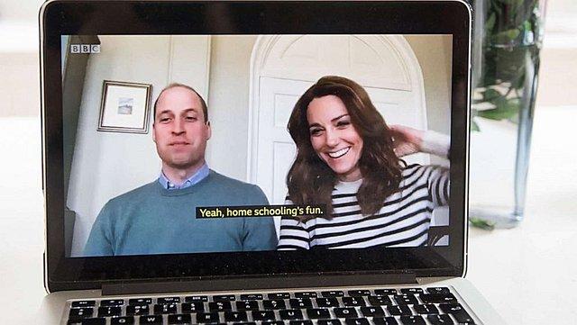 Kate - William: Μίλησαν για την εμπειρία της οικογένειας με τον εγκλεισμό και την αγωνία τους για τον Κάρολο και τη Βασίλισσα