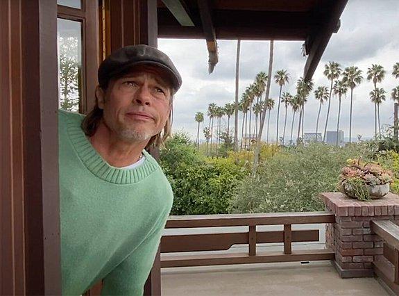 Ο Brad Pitt έγινε μετεωρολόγος - Και δεν είναι η πρώτη φορά! Ιδού και οι αποδείξεις [video]