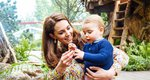 Η Kate και ο William μοιράζονται τα πρώτα βήματα του Louis και άλλες οικογενειακές φωτογραφίες τους
