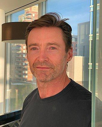 Κάποιος να σε κοιτάζει όπως Hugh Jackman: Δες αυτή τη φωτογραφία για να ξέρεις!