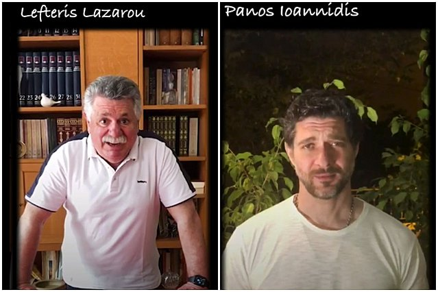 Λευτεριά στις κουζίνες μας  - Αγαπημένοι Έλληνες σεφ επιστρέφουν στα μαγαζιά τους με ένα απίθανο βίντεο