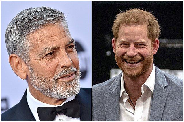 Πρίγκιπας Harry: Ο λόγος για τον οποίο αναζητά εναγωνίως τον George Clooney