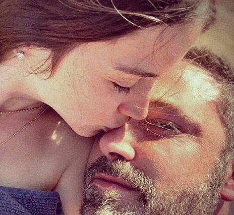 Ben Affleck - Ana de Armas: Το φιλί on camera