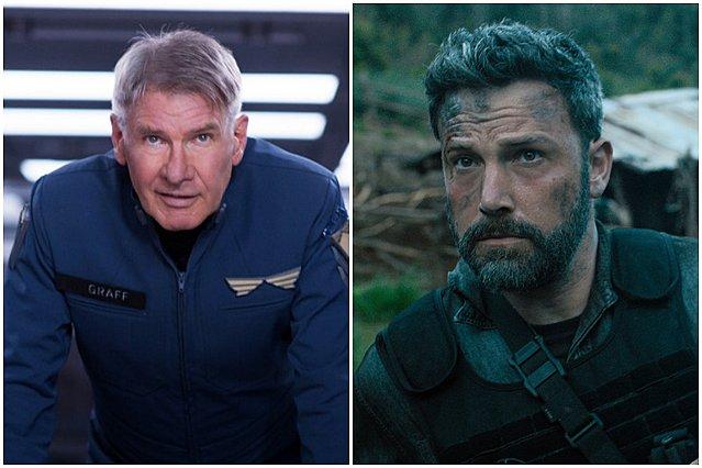 Ο Harrison Ford και ο Ben Affleck φοράνε τις μάσκες τους αλλά όχι όπως νομίζεις