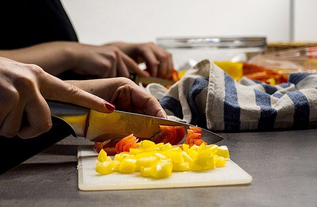 Πόσο διατηρούνται στο ψυγείο τα ψιλοκομμένα λαχανικά