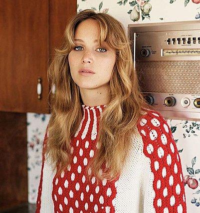Jennifer Lawrence: Η συνταγή της για τέλειο ψητό κοτόπουλο
