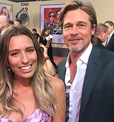 Brad Pitt: Η ξανθιά ρεπόρτερ και τρεις αποδείξεις για το φλερτ που ίσως είναι κάτι παραπάνω
