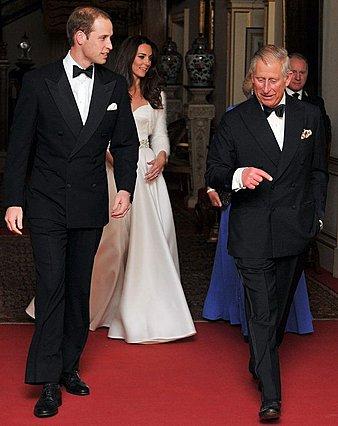 Πρίγκιπας Κάρολος: Αποκάλυψε για πρώτη φορά το καθήκον που του είχε ανατεθεί στο γάμο William-Kate