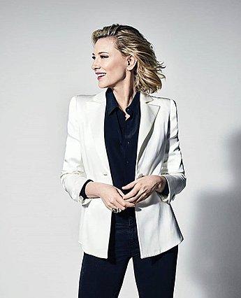 Η Kate Blanchett και το ατύχημα με... αλυσοπρίονο