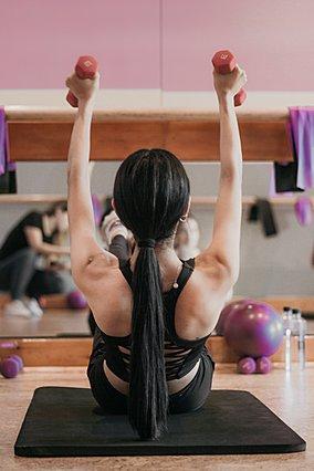 4 ιδανικά χτενίσματα για την ώρα της γυμναστικής σου