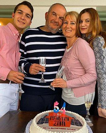 Ο Αλέξανδρος και η Αλίκη Καραμανλή είχαν γενέθλια - Οι νέες φωτογραφίες που μοιράστηκε η μητέρα τους