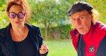 Βασίλης Παπακωνσταντίνου γενέθλια 70 ετων: Η σπάνια φωτογραφία με την Ελένη Ράντου και την κόρη τους