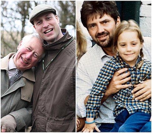 Ο William και η Kate μοιράζονται απίθανες αδημοσίευτες φωτογραφίες για τη Γιορτή του Πατέρα
