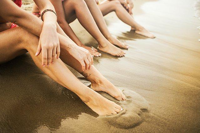 5 τρόποι να καταπολεμήσεις το ξηρό δέρμα το καλοκαίρι