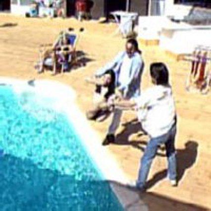Παιγνίδια στην πισίνα