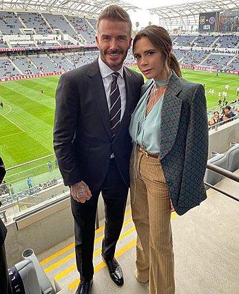 David και Victoria Beckham: Γιόρτασαν 21 χρόνια γάμου