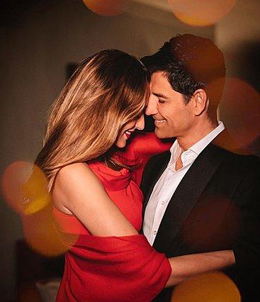 Σάκης Ρουβάς - Κάτια Ζυγούλη: Επέτειος γάμου για το λαμπερό ζευγάρι
