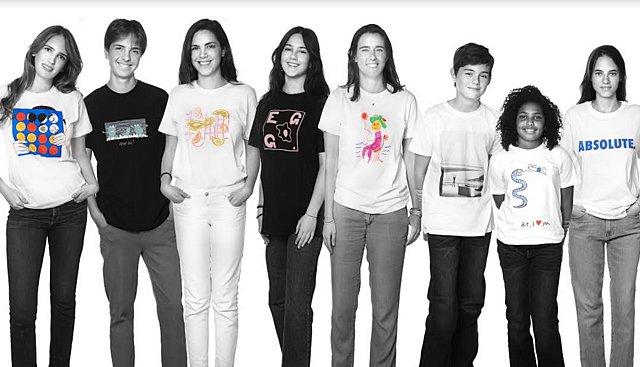 Συλλεκτικά t-shirts για καλό σκοπό!