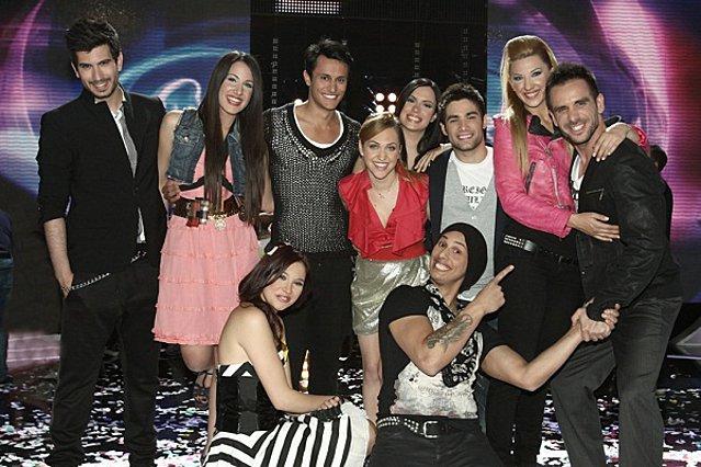 Δευτέρα του Πάσχα το επόμενο live του Greek Idol