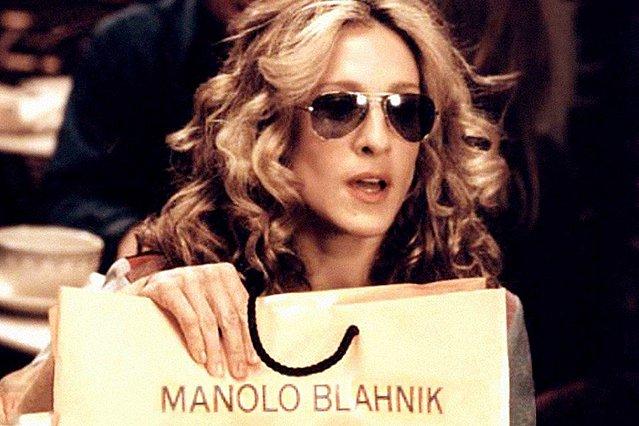 Manolo Blahnik: Τα αγαπημένα παπούτσια της Carrie Bradshaw πωλούνται για πρώτη φορά με έκπτωση!