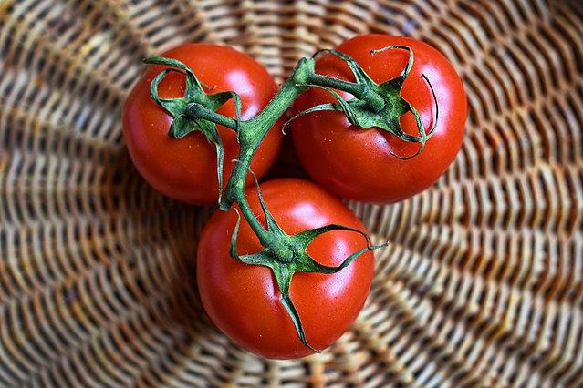 Ντομάτα: Τα 5 οφέλη για την υγεία σου που ίσως δεν γνώριζες