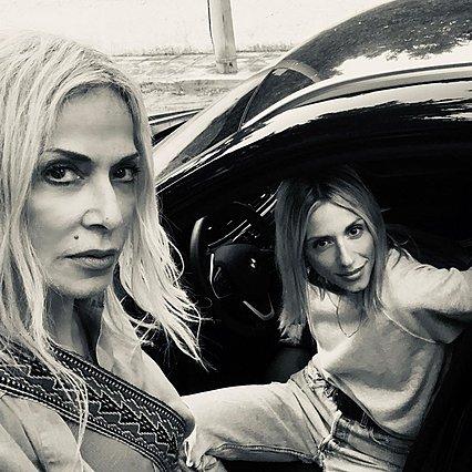 Άννα Βίσση και Σοφία Καρβέλα: Οι νέες φωτογραφίες που ξετρέλαναν τους θαυμαστές τους