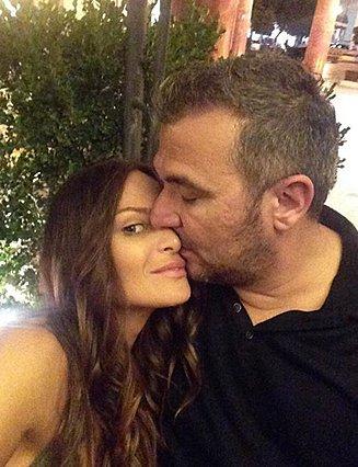 Αντώνης Ρέμος - Υβόννη Μπόσνιακ: Έκλεισαν 10 χρόνια μαζί