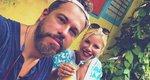 Χάρης Βαρθακούρης: Το πλαστικό ομοίωμα και το block από την Αντελίνα στο instagram! [Φωτογραφίες]