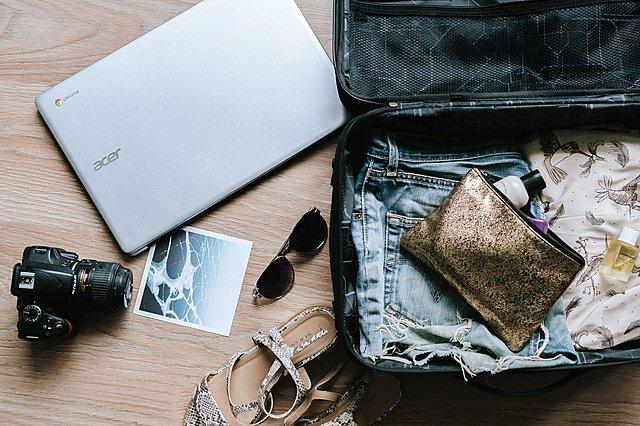 Πώς να φτιάξεις βαλίτσα με τη μέθοδο της Marie Kondo