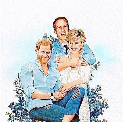 William – Harry: Πώς η μητέρα τους, Diana, τους ένωσε ξανά, 23 χρόνια μετά τον θάνατό της
