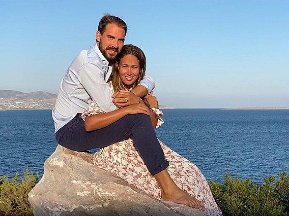 Αρραβωνιάστηκε και ο μικρός γιος του τέως βασιλιά της Ελλάδας - Μόνο  τυχαία  δεν είναι η μνηστή του